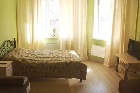 Сдается 1-комнатная квартира посуточнов Пушкино, мкрн. Серебрянка 46.