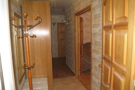 Сдается 3-комнатная квартира посуточно в Нижнем Новгороде, ул.Горького 148.