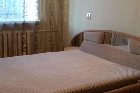 Сдается 2-комнатная квартира посуточно в Комсомольске-на-Амуре, пр.Ленина 30.