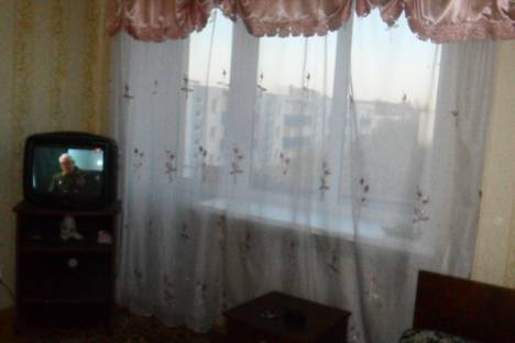 Сдается 1-комнатная квартира посуточно в Лиде, пр Победы 19.