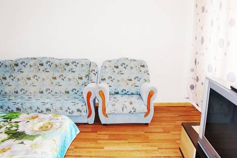 Сдается 1-комнатная квартира посуточно в Якутске, ул. Каландаришвили, 7.
