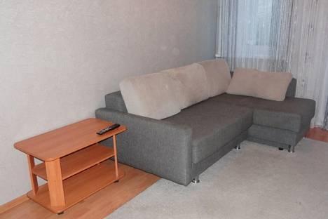 Сдается 2-комнатная квартира посуточно в Барнауле, пр.Строителей д.17.