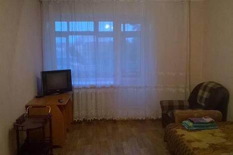 Сдается 1-комнатная квартира посуточно в Кургане, ул. Ленина, 43.