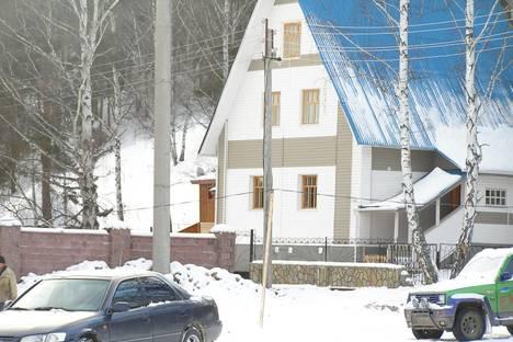 Сдается коттедж посуточнов Абзаково, Белорецкий район,Горный проезд 4.