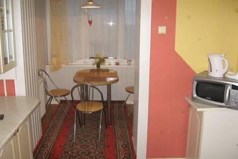Сдается 3-комнатная квартира посуточно в Барановичах, пр-т Советский 21-14.