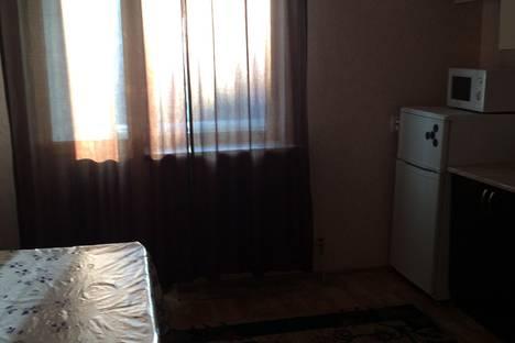 Сдается 1-комнатная квартира посуточно в Астане, проспект Кабанбай батыра, 42.