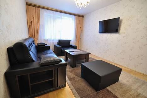 Сдается 2-комнатная квартира посуточнов Дзержинске, пр-т газеты Звязда, 23.