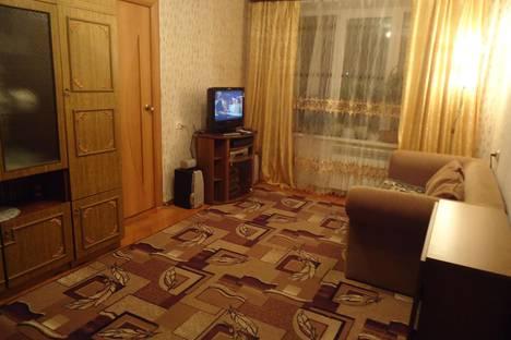 Сдается 2-комнатная квартира посуточнов Домодедове, ул. Большая Юшуньская, 6.