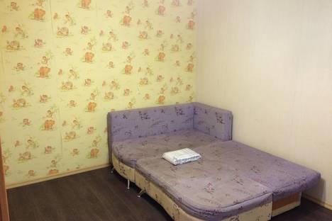 Сдается 1-комнатная квартира посуточнов Новокуйбышевске, ул. Аминева, 11.