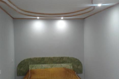 Сдается 1-комнатная квартира посуточно в Усть-Каменогорске, набережная Славского, 12.