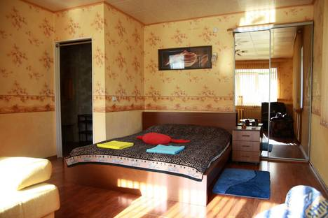 Сдается 1-комнатная квартира посуточнов Екатеринбурге, ул. Шейнкмана, 30.