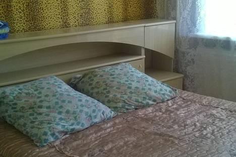 Сдается 2-комнатная квартира посуточно в Кургане, ул. Советская, 179.