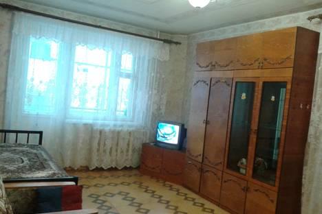 Сдается 4-комнатная квартира посуточнов Великом Устюге, ул. Кирова, 54.