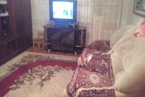 Сдается 3-комнатная квартира посуточно во Владикавказе, Доватора 19.