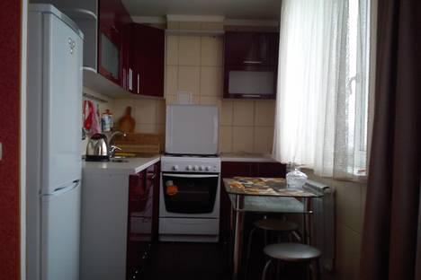 Сдается 1-комнатная квартира посуточнов Альметьевске, проспект Строителей 20.