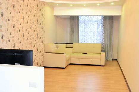 Сдается 3-комнатная квартира посуточно в Костроме, ул. Мясницкая, 23.