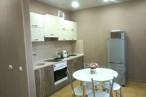 Сдается 1-комнатная квартира посуточно в Иркутске, Ямская 5.