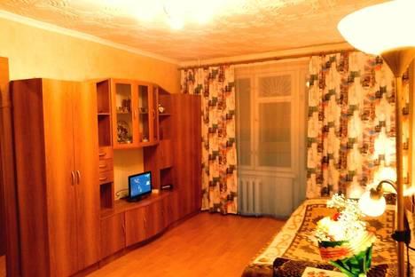 Сдается 1-комнатная квартира посуточно в Пскове, Юбилейная 59.