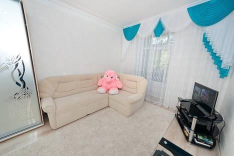 Сдается 2-комнатная квартира посуточнов Приморском, улица Горького, 42.