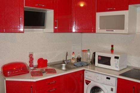 Сдается 1-комнатная квартира посуточно в Гатчине, Чехова, 26.