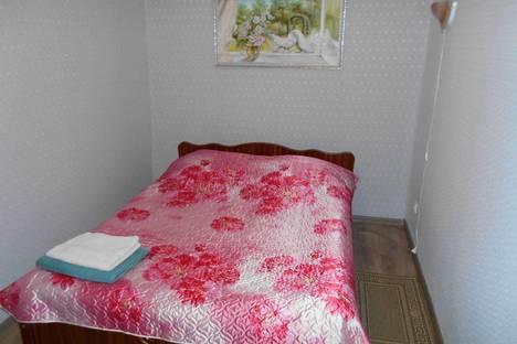 Сдается 2-комнатная квартира посуточно в Сызрани, Кирова 25.