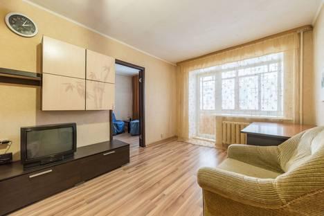 Сдается 2-комнатная квартира посуточнов Берёзовском, переулок Невьянский, 1.