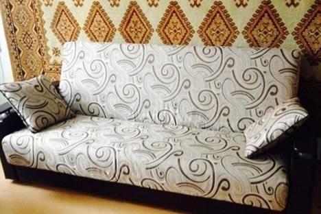 Сдается 1-комнатная квартира посуточно в Новороссийске, Советов, 12.
