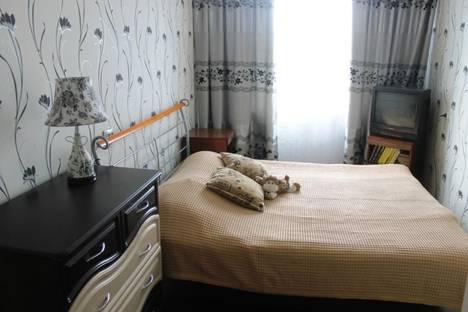 Сдается 2-комнатная квартира посуточнов Новокузнецке, Кирова 73.