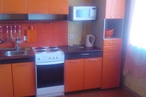 Сдается 2-комнатная квартира посуточнов Тюмени, ул. Таврическая, 9 б.