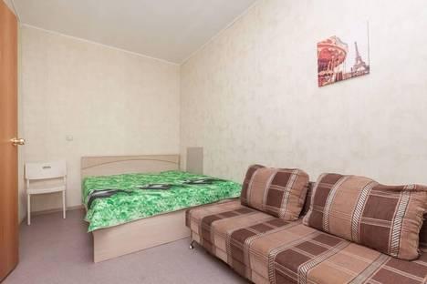 Сдается 2-комнатная квартира посуточнов Екатеринбурге, переулок Красный, 19.