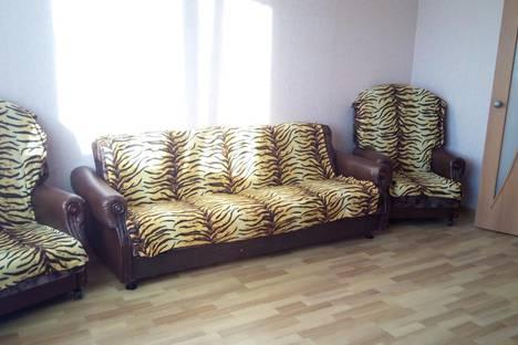 Сдается 2-комнатная квартира посуточнов Таштаголе, Дзержинского 20/1.