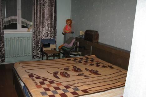 Сдается 2-комнатная квартира посуточно в Кировске, Олимпийская 24.