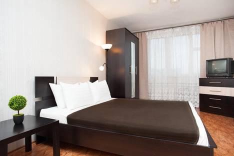 Сдается 1-комнатная квартира посуточно в Москве, ул. Веневская, 1.