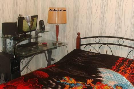 Сдается 2-комнатная квартира посуточно в Вологде, ул. Солодунова, 37.