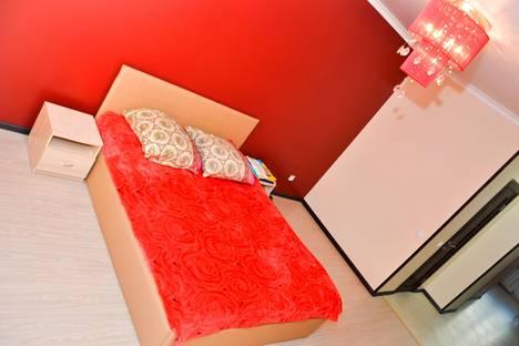 Сдается 1-комнатная квартира посуточно в Брянске, Красноармейская, 38.