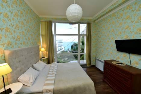 Сдается 1-комнатная квартира посуточнов Ялте, Дражинского 18.