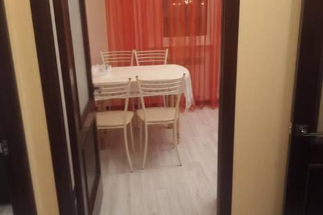 Сдается 1-комнатная квартира посуточно в Ульяновске, Новый город проспект Ливанова 7.