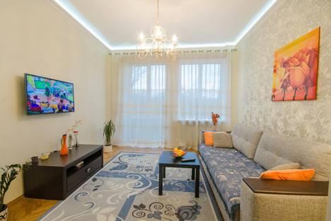 Сдается 2-комнатная квартира посуточнов Минске, Янки Купалы, 11.