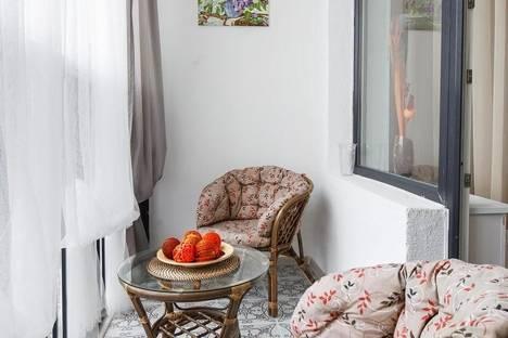 Сдается 1-комнатная квартира посуточнов Санкт-Петербурге, ул.Адмирала Черокова д.18к.2.