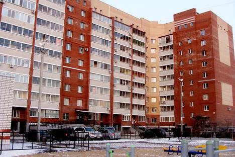 Сдается 1-комнатная квартира посуточно в Благовещенске, Пушкина, 92.