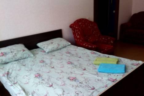 Сдается 1-комнатная квартира посуточнов Стерлитамаке, улица Лазурная 33.