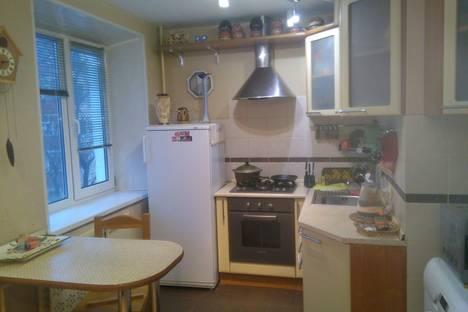 Сдается 3-комнатная квартира посуточно в Вологде, Галкинская, 76.