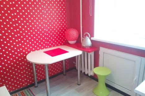 Сдается 1-комнатная квартира посуточнов Омске, проспект Карла Маркса, 34.