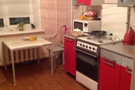 Сдается 2-комнатная квартира посуточно в Твери, ул. Горького, 70.