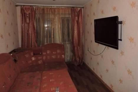 Сдается 2-комнатная квартира посуточно в Серпухове, Лермонтова, 71.