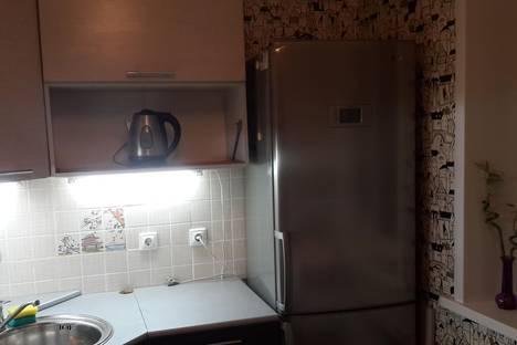 Сдается 1-комнатная квартира посуточно в Новокузнецке, Строителей проспект, 90.