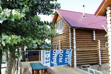 Сдается коттедж посуточно в Самаре, Красная Глинка, ул. Жигули, 11.