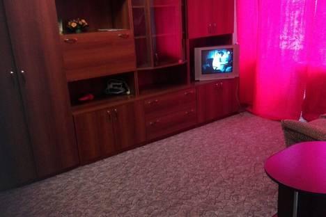 Сдается 1-комнатная квартира посуточно в Томске, переулок Нахимова,  14.