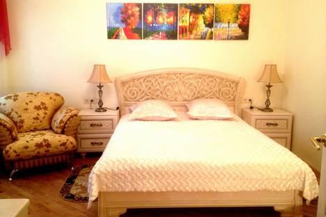 Сдается 2-комнатная квартира посуточно в Кисловодске, ул. Софьи Перовской, 3.