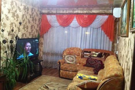 Сдается 3-комнатная квартира посуточно в Дзержинске, ул циолковского 83.